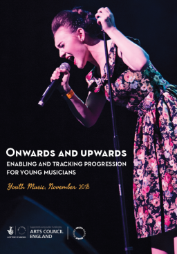 Onwards and upwards: enabling and tracking progression for young musicians
