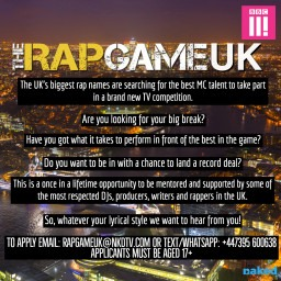 The Rap Game Uk - TV Competition Series