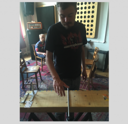 Sound Sculpture: Unusual stringed instruments