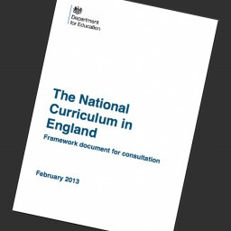What do you think about the new National Curriculum?