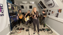 Geri's Song - All The Small Things Band!