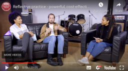 [VIDEO] Reflective practice - powerful, cost-effective, inclusive CPD for music tutors