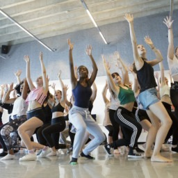 Trinity Laban Conservatoire of Music and Dance Musical Theatre Summer School - Take the Lead