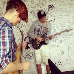 Studio Session - The Doss