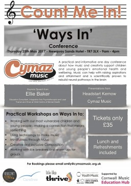 Ways In Conference - Sharing Practice