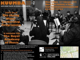 Young Music Leadership Programme - Kuumba Youth Music