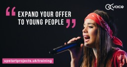 Youth Voice Training October 6th 2021