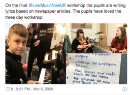 Engaging pupils with social, emotional and mental health needs through group music-making