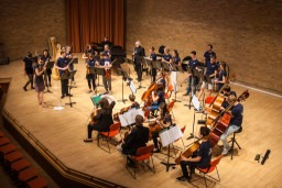 Britten Sinfonia Academy Auditions 2018-19