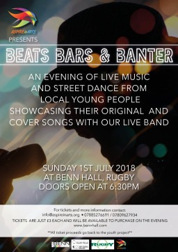 Youth Music Showcase in Rugby
