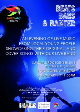 Our Young People's Live Show at Benn Hall in Rugby