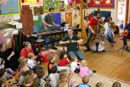 Men in early years: a personal reflection and study by music practitioner John Webb