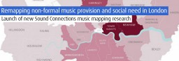 Remapping non-formal music provision and social need in London