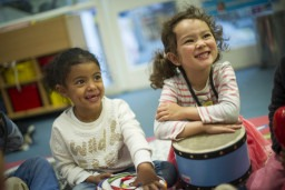 'Music for Change' - demonstrating how music can improve children's early development, and narrow the attainment gap
