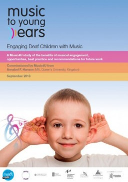 Music to Young Ears: Engaging Deaf Children with Music