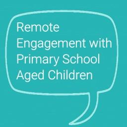 Music Leader Exchange 1: Remote Engagement with Primary School Aged Children