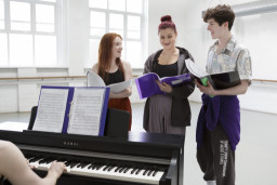 Trinity Laban Musical Theatre Online Coaching Sessions