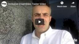 Inclusive Ensembles: Training Videos