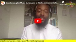 Decolonising the Music Curriculum