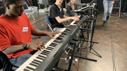 Inclusion in Music Education Hubs (MEHs)