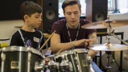 Inclusive music leading
