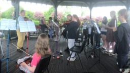 Barrow Folk Academy - Under The Bandstand