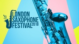 2018 London Saxophone Festival