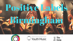 My Transition from Participant to Music Leader by Positive Labels Birmingham Emerging Music Leader Holly Kehoe - Kingsley