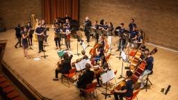Britten Sinfonia Academy Auditions 2018-19