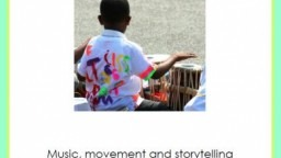 A Sound Start: Music, movement and storytelling at Altmore Infant School