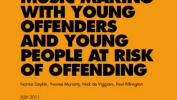 Young Offenders Evidence Review